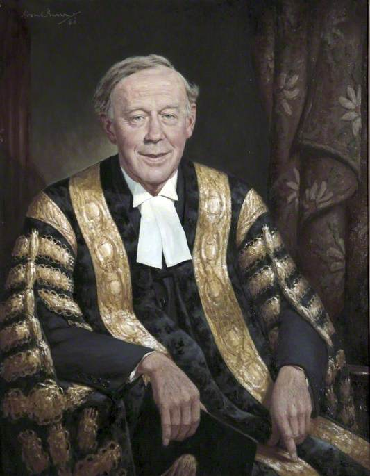 Sir Kenneth Clinton Wheare (1907–1979), Chancellor of the University of Liverpool (1972–1979)