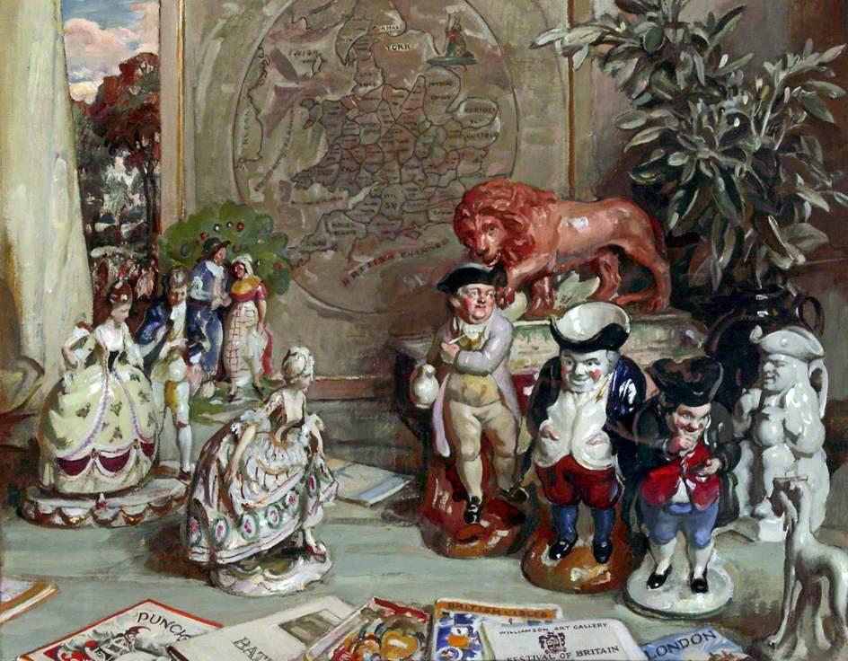 A Phantasy in Porcelain