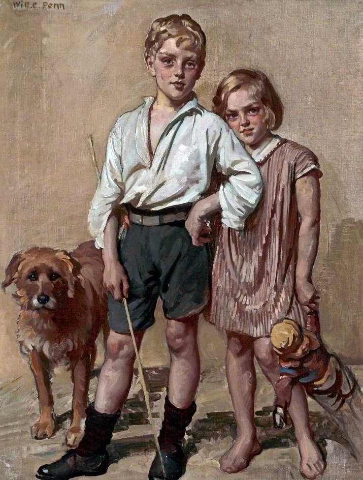 The Good Companions (Arthur and Dora)