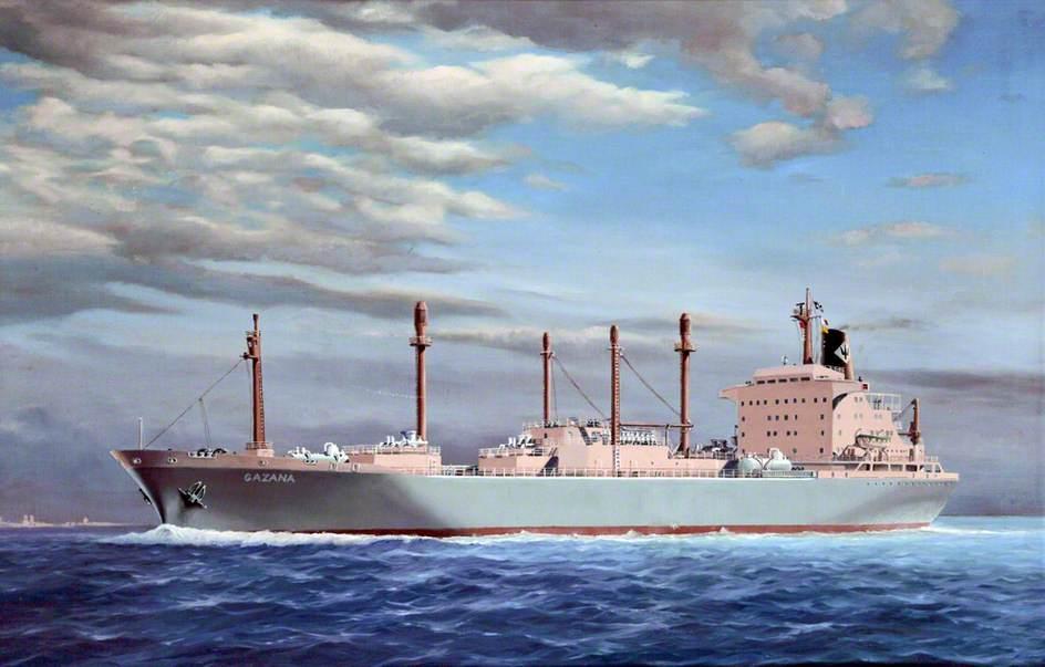 MV 'Gazana'