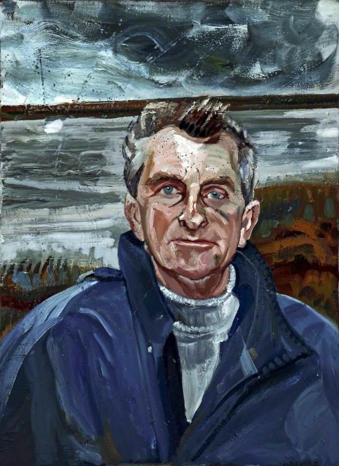 Hughie Higgins, Boatyard Owner, Heswall, Wirral