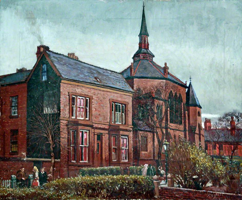 Tranmere Methodist Church, Wirral