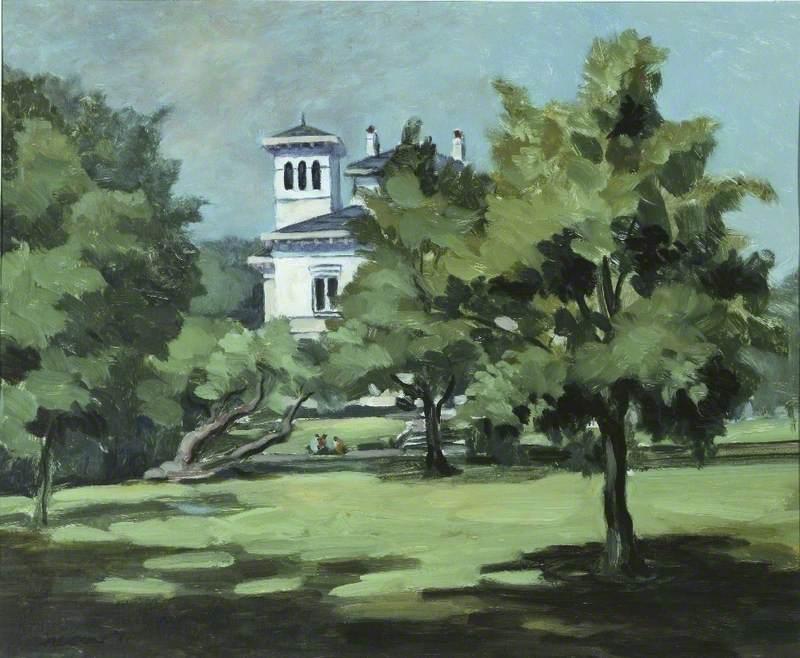 Mansion House, Victoria Park, St Helens, Merseyside