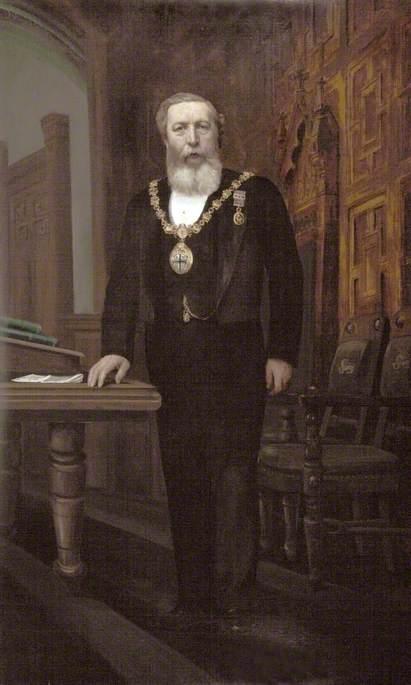 Sir David Gamble