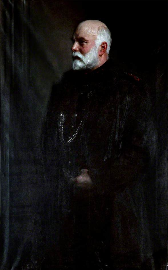 Colonel W. Windle Pilkington, VD