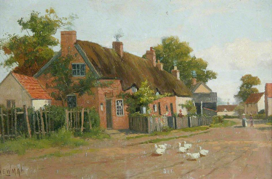 The Street, Old Costessey, Norfolk