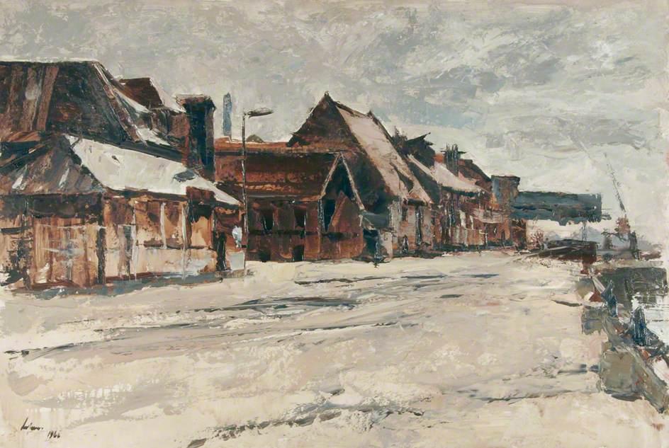 South Quay No. 2