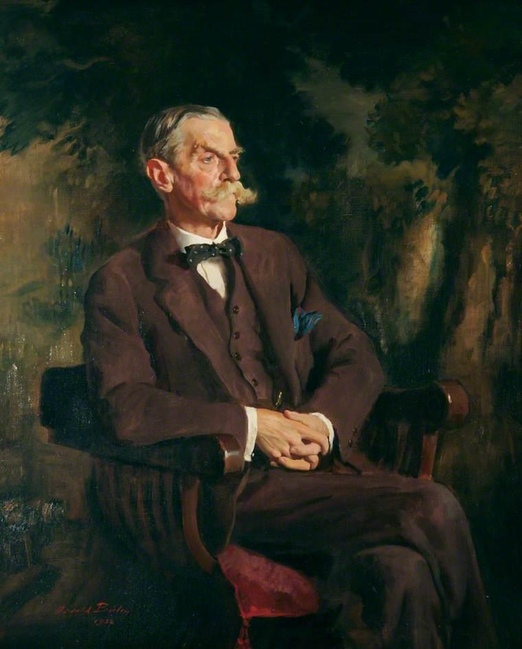 The Right Honourable Ailwyn Edward Fellowes (1855–1924), First Baron Ailwyn of Honingham