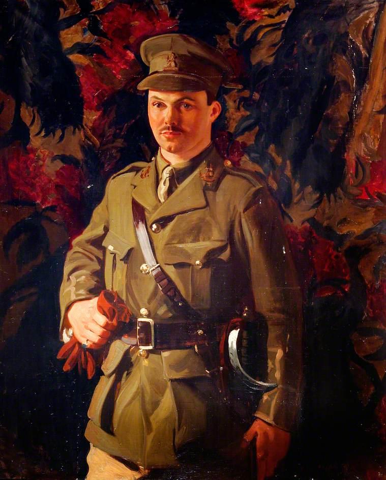 Lieutenant W. M. Palmer