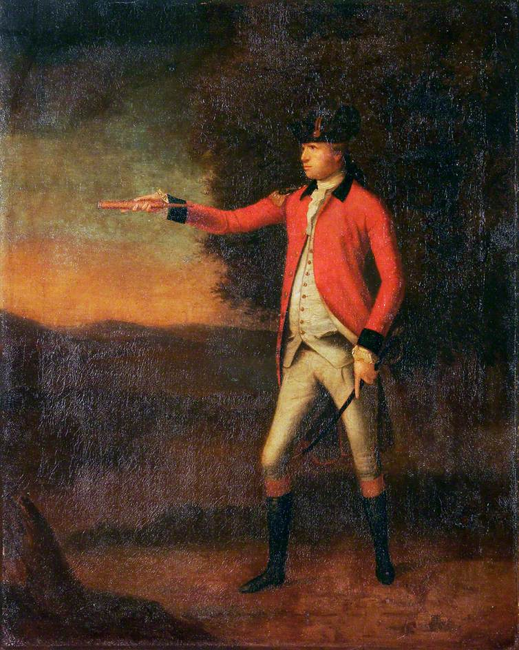 Major Money (d.1817) and the Norfolk Militia