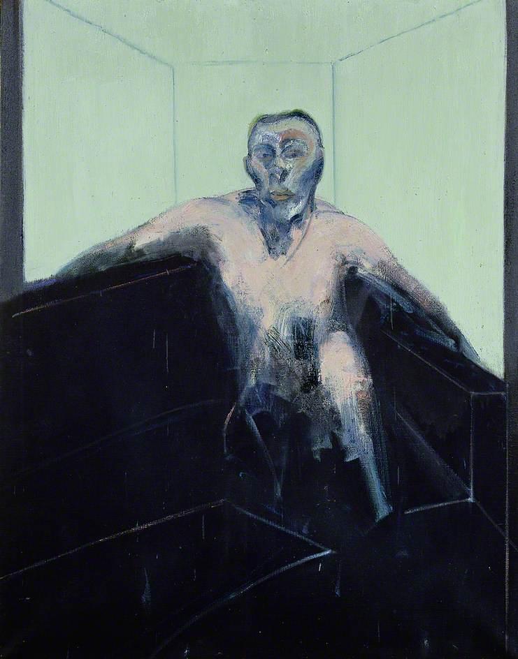 Study for a Portrait of P. L., No. 2