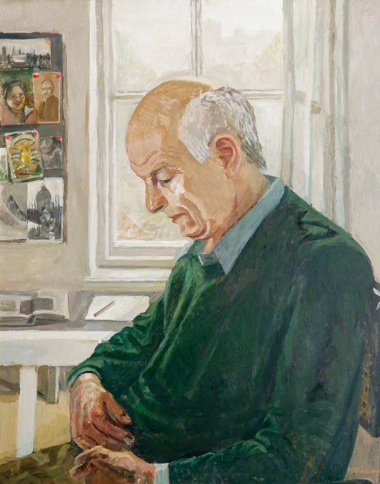 Willi Guttsman (Founding Librarian at UEA)