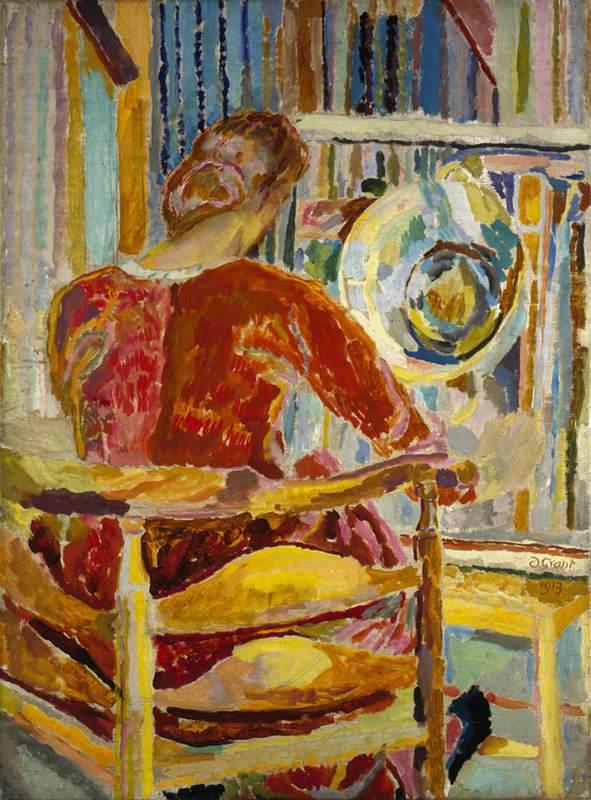 Vanessa Bell Painting
