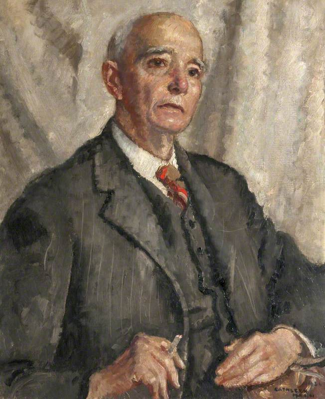 Ludovic MacLellan Mann (1869–1955), Actuary and Pre-Historian