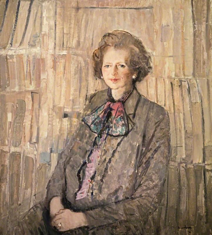 Margaret Hilda Roberts (1925–2013), Mrs Denis Thatcher, Prime Minister