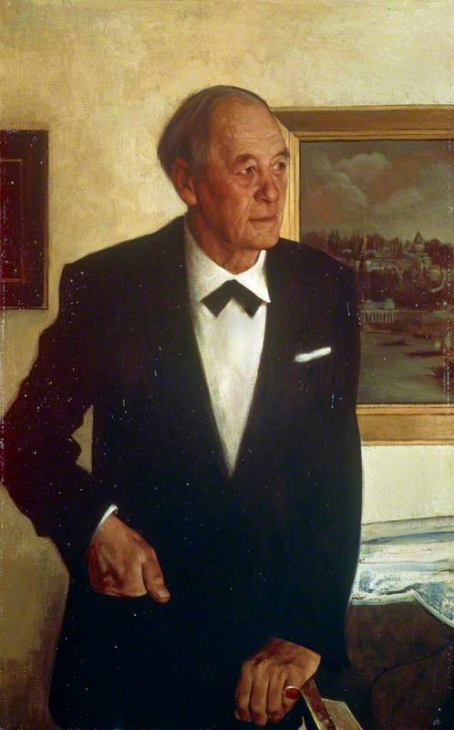 Sir James Cochran Stevenson Runciman (1903–2000), Known as Sir Steven Runciman