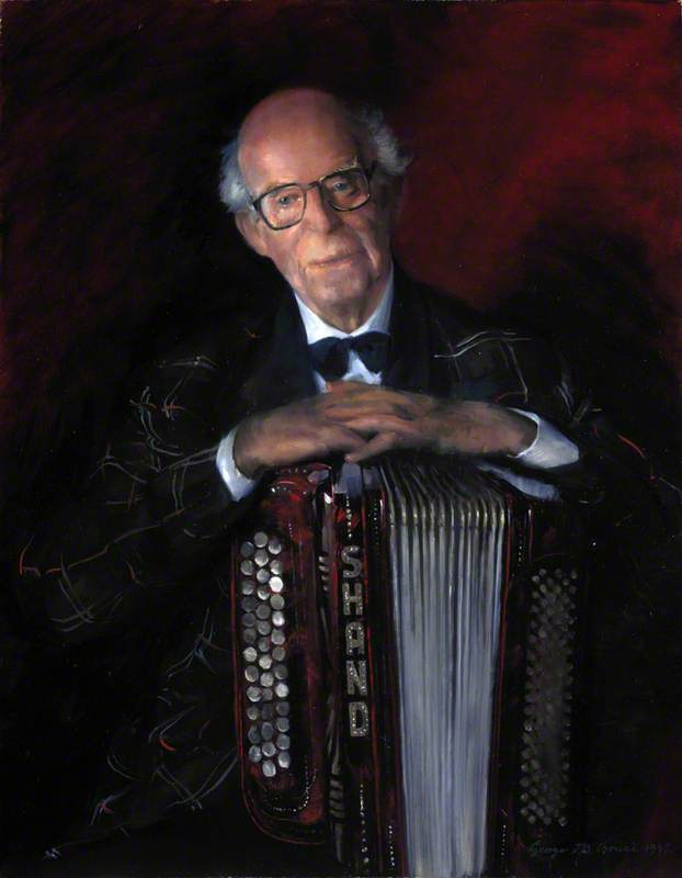Sir James 'Jimmy' Shand (1908–2000), Musician