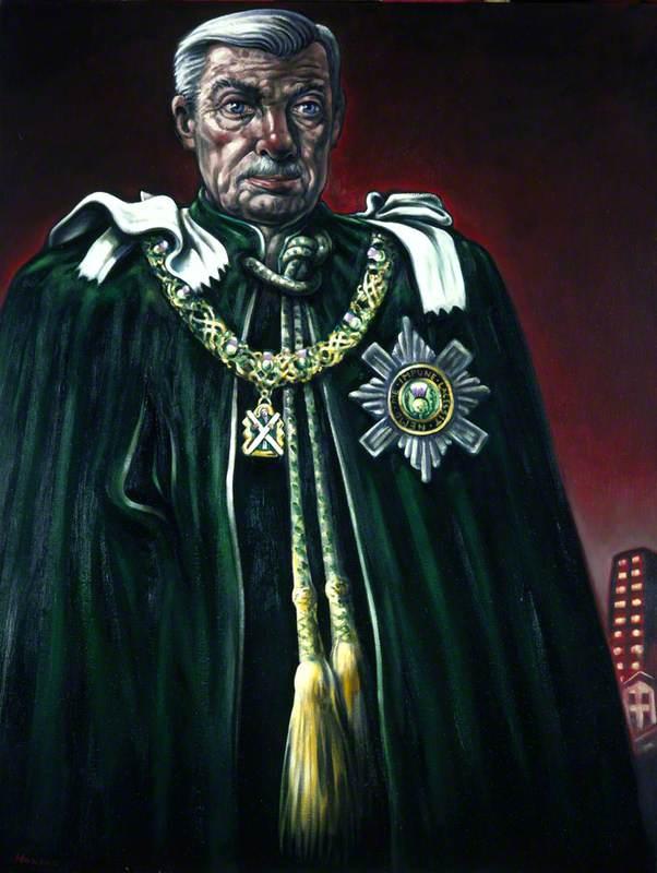 Norman Macfarlane (b.1926), Lord Macfarlane of Bearsden, Businessman