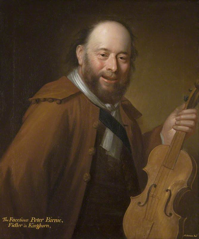 Patie Birnie (d.1721 or before), the Fiddler of Kinghorn