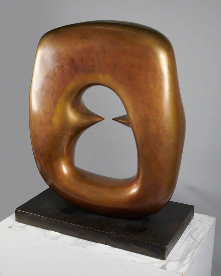 Working Model for Oval with Points