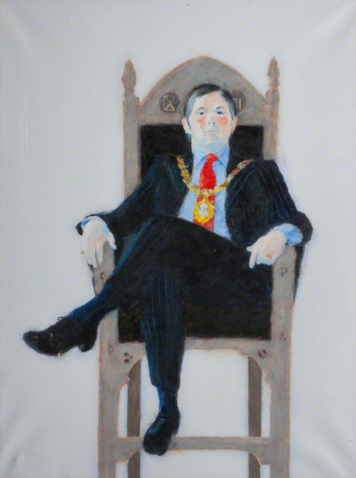 David Somerville Cook, The Right Honorable, The Lord Mayor of Belfast (1978–1979)
