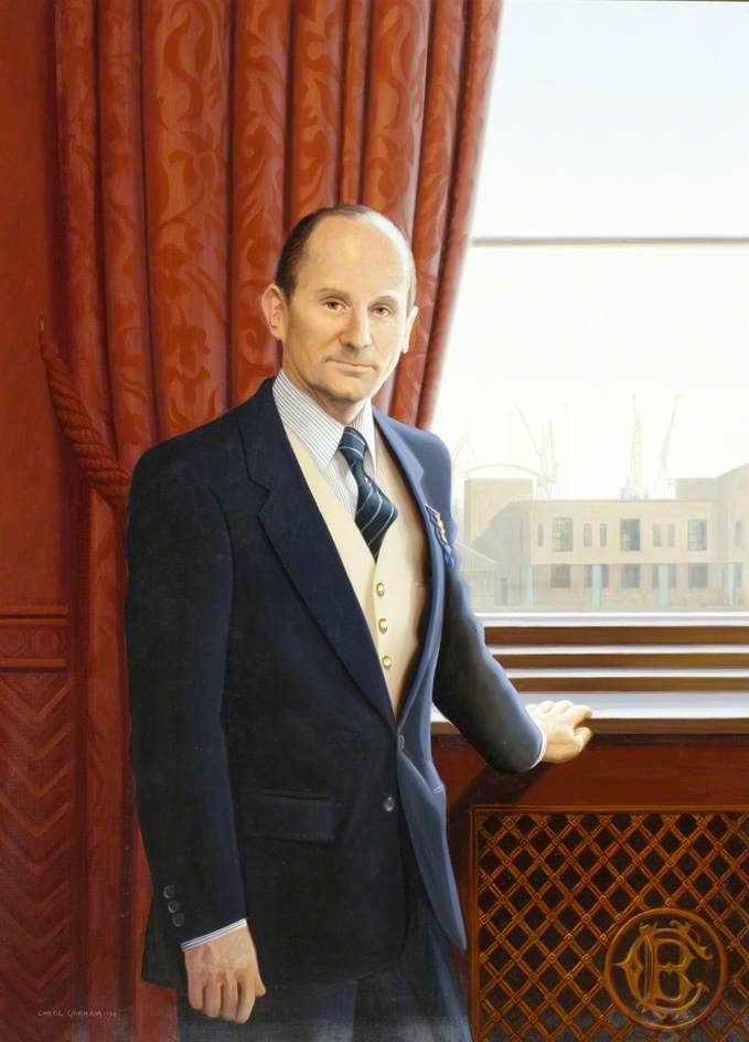 Robert Barnett, MA