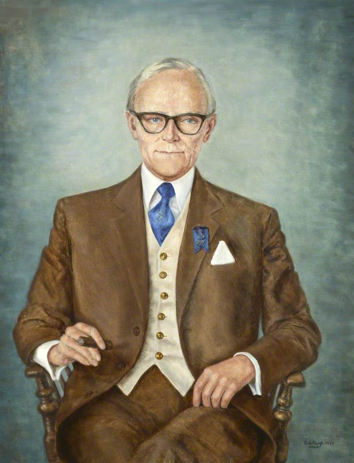 W. H. Barnett (1910–1980), CBE