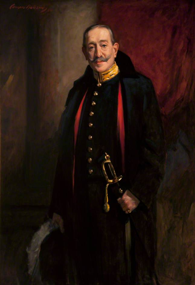 Sir John Milne Barbour (1868–1951), Bt