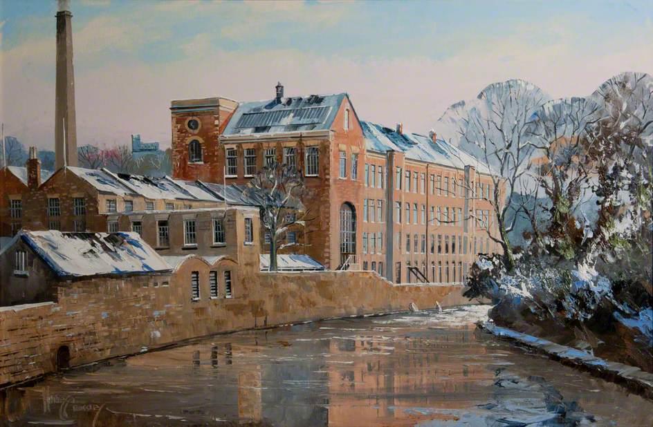 Braid Water Mill, Ballymena