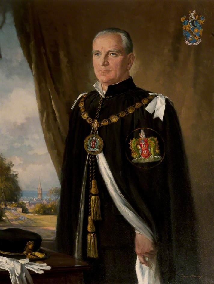 Councillor Frederick Tughan