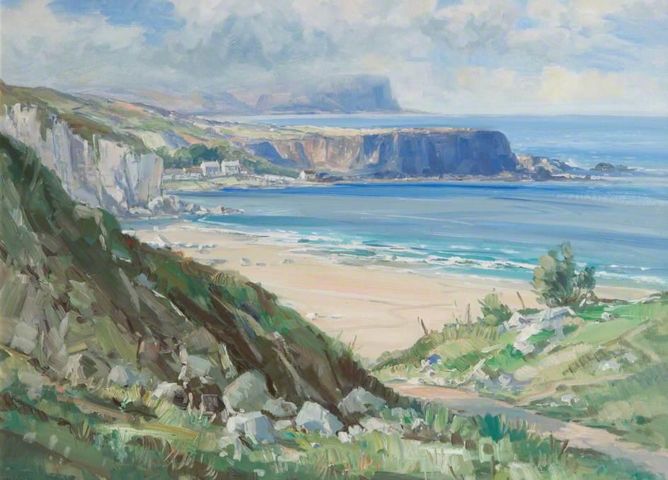 Whitepark Bay, Antrim Coast
