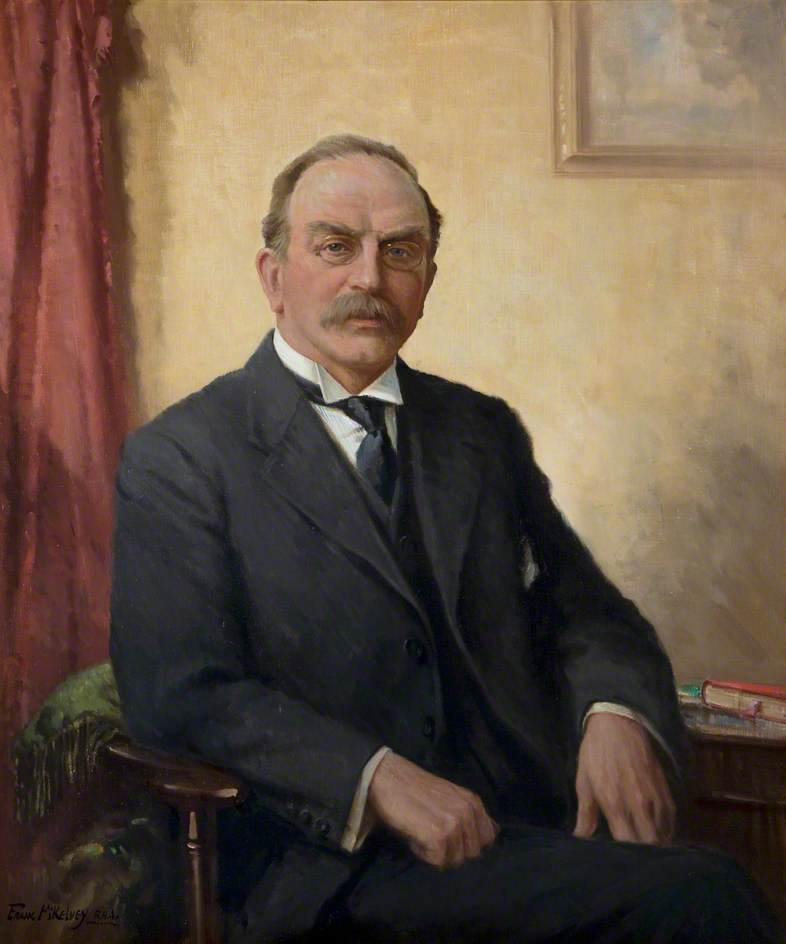 Sir Joseph Larmor (1857–1942)