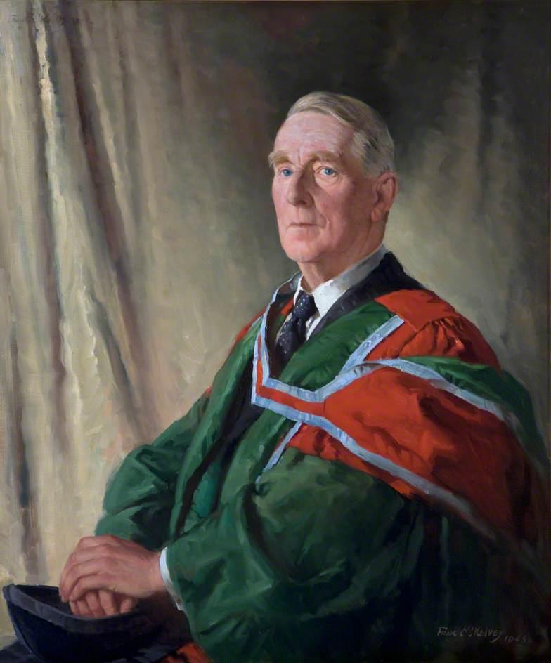 Professor William Blair Morton (1868–1949)