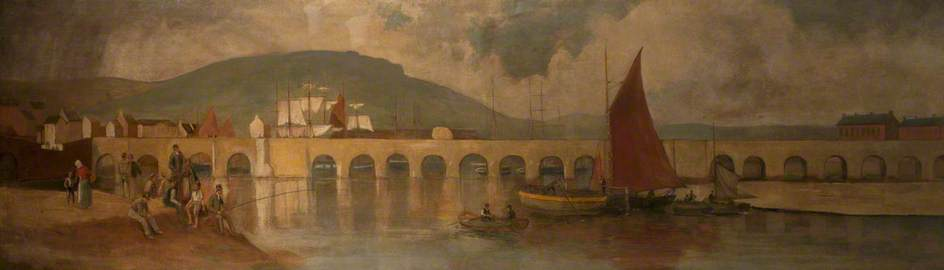 The Old Long Bridge, Belfast