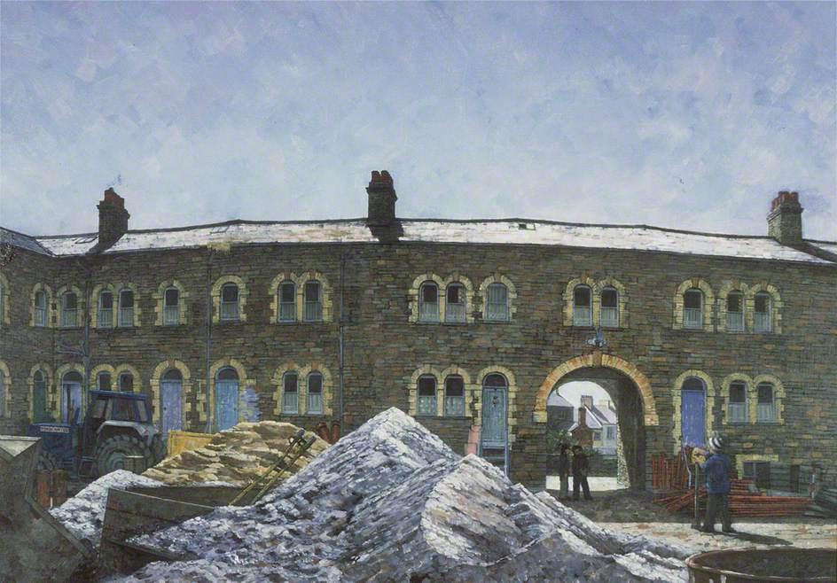 Old Barracks, Aberystwyth