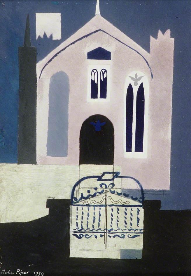 Welsh Chapel, Solva, Pembroke