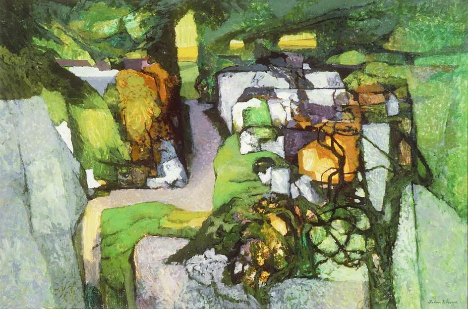 Cardiganshire Landscape