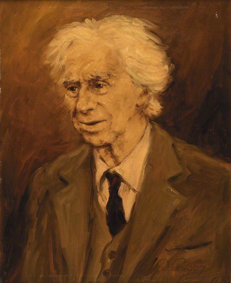 Bertrand Russell (1872–1970)