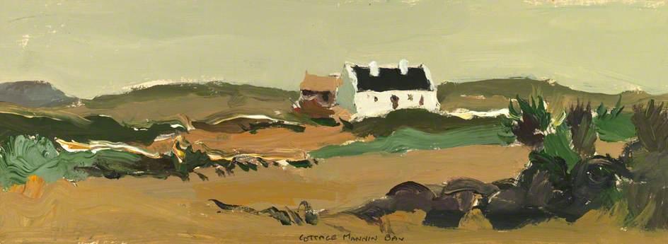 Cottage, Mannin Bay