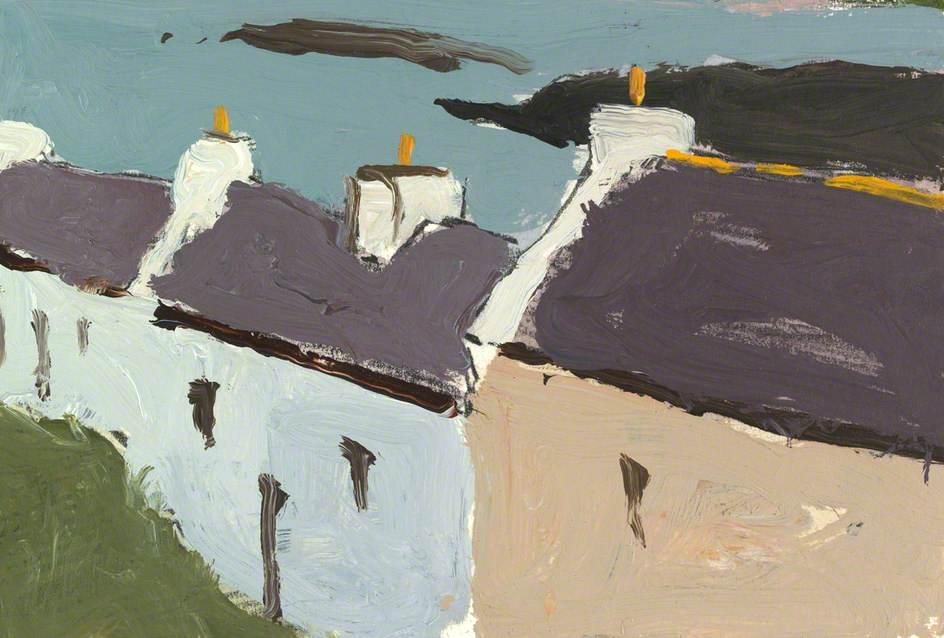 Back of Our Cottage, Portnahaven