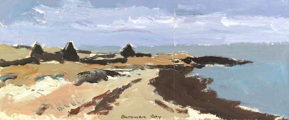 Bunowen Bay