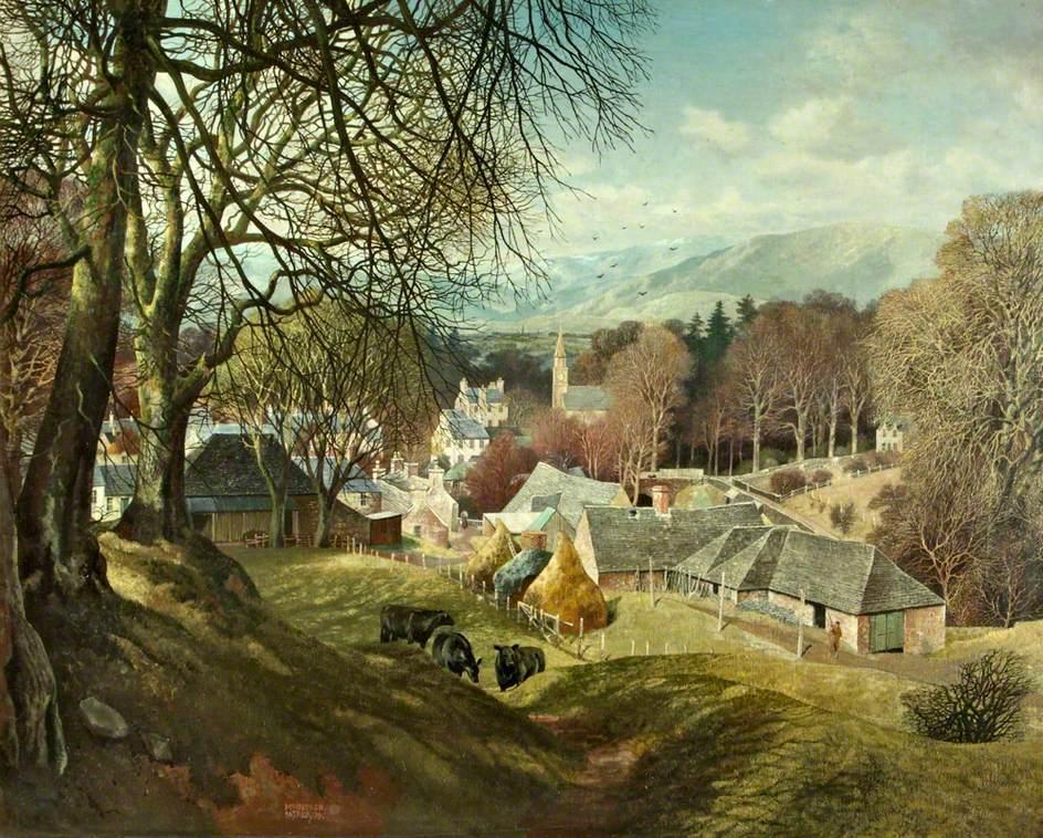 Glamis Village