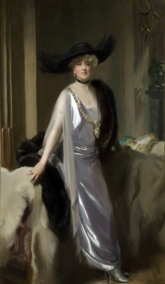 Mrs Wilson (d.1950), Mayoress of Liverpool