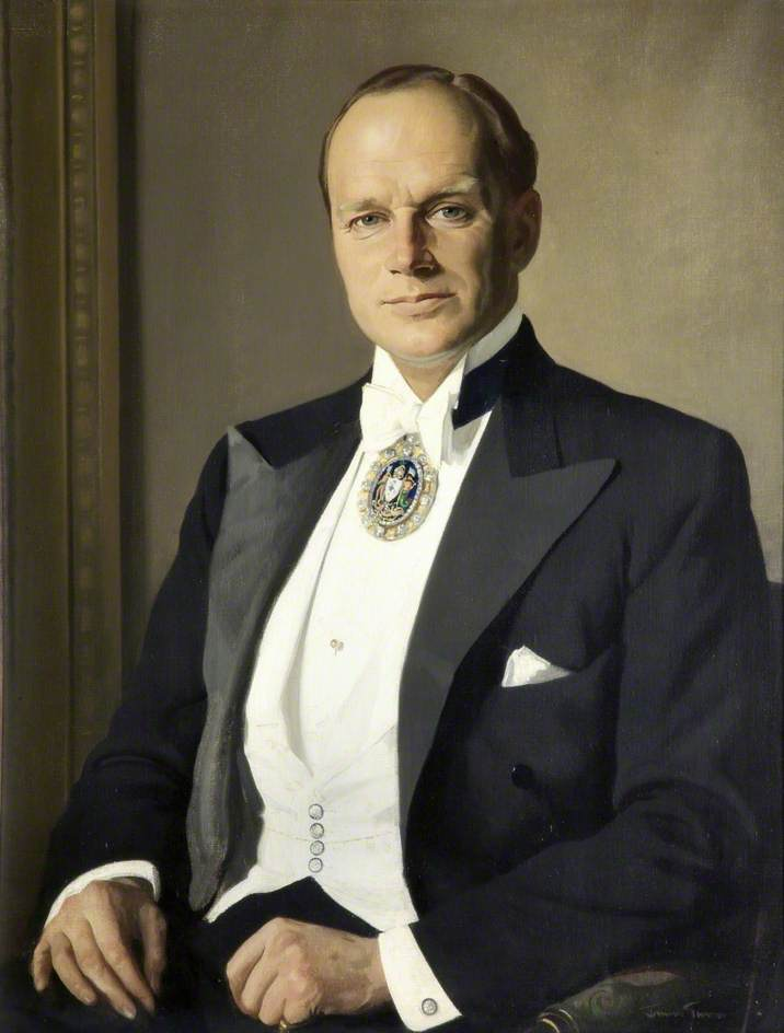 Hugh William Osbert (1898–1972), 7th Earl of Sefton