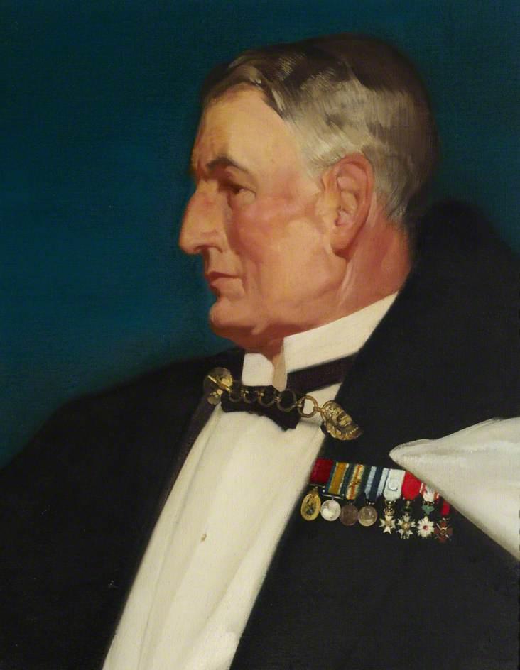 Rear Admiral Sir Murray Sueter (1872–1960)
