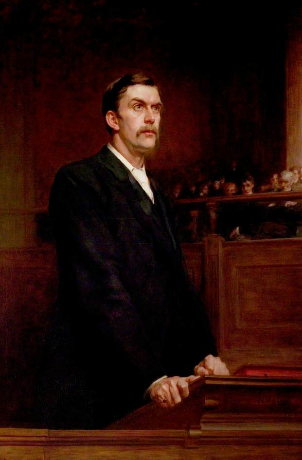 Charles Silvester Horne (1865–1914), MA, MP