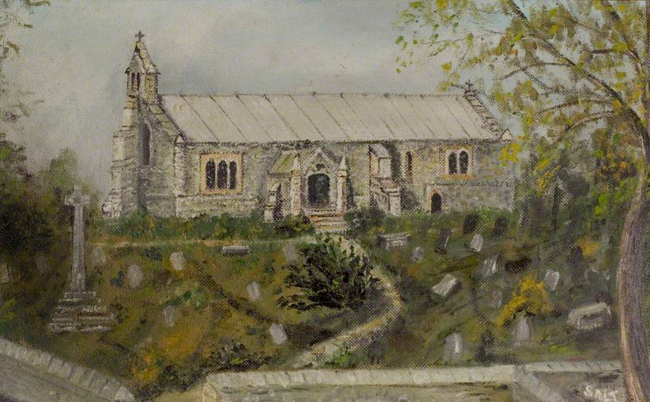 Holy Cross Church, Upper Langwith, Derbyshire
