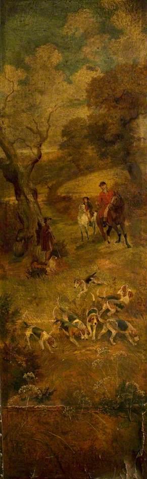 Victorian Foxhunt