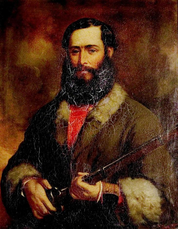 Colonel Gerald Littlehales Goodlake (1832–1890)