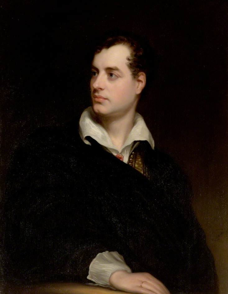 6th Lord Byron (1788–1824)